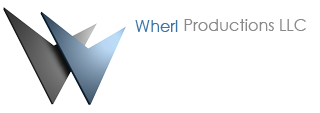 Wherl Productions Retina Logo